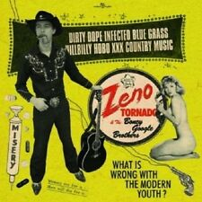 Zeno Tornado - Dirty Dope Infected Blue Grass Hill  CD  14 Tracks Rock  Neuware