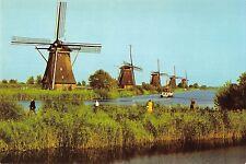 BT1219 windmolen windmill mill kinderdijk netherlands