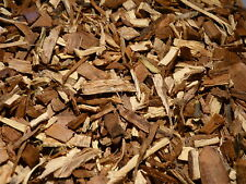 BBQ SMOKING WOOD CHIPS - Premium Mesquite Woodchips 1/2kg Bag - FREE DELIVERY