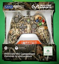 Xbox 360 Controller - Limited Ed. Mini ProEx Realtree Max-4 - Factory Sealed!!