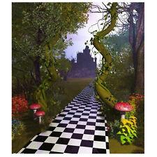 5X7FT Fairy Tale Vinyl Studio Backdrop Photography Prop Photo Background FK1