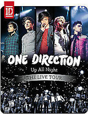 One Direction - Up All Night: The Live Tour (2012)  Blu-ray  NEW  SPEEDYPOST