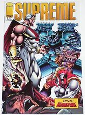 Supreme #3 from 1993 VF+ to NM- Bloodstrike