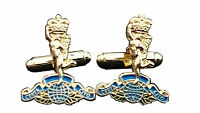 Royal Corps of Signals Military Cufflinks
