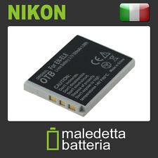 EN-EL8 Batteria Alta Qualità per Nikon Coolpix S51c S52 S52c S6 S7c S9