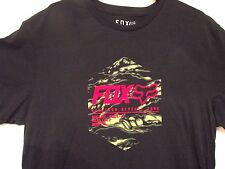 Fox Racing Mens Fox  Logo Short Sleeve Tee Motocross T-Shirt MX Apparel XL