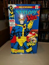 Medicom Real Action Heroes RAH Cyclops X-Men 1/6 12 Inch Figure NEW MIB