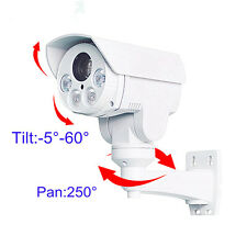 1.3mp CCTV security 960p AHD hd IR Mini PTZ Camera Outdoor motorized 4x zoom