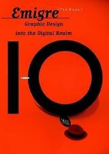 Emigre : Graphic Design into the Digital Realm (Book)-ExLibrary
