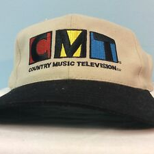 CMT Baseball Cap Country Music Television NEW Ships Free