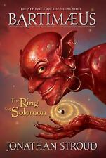 A Bartimaeus Novel: Bartimaeus: the Ring of Solomon by Jonathan Stroud (2012,...