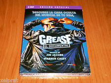GREASE EL DOCUMENTAL / Grease el musical de tu vida - Precintada