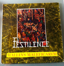 "PESTILENCE ""Malleus Maleficarum"" lp first press. Rare! Deathmetal/Thrash"