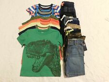 Boys Clothes size 2T 24 MO NWT Summer Shirts Shorts Lot Brand New Retail $332