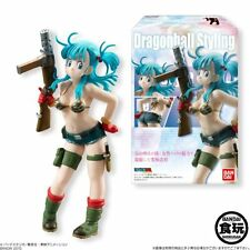 DRAGON BALL STYLING BULMA  - BANDAI (DRAGONBALL Z/GOKU/FREEZER/VEGETTO/VEGETA)