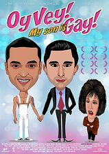 JOHN LLOYD/ELECTRA,CARMEN YOUNG - OY VEY! MY SON IS GAY!  DVD NEU