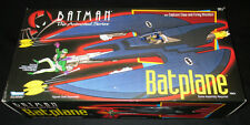 BATMAN THE ANIMATED SERIES BATPLANE VEHICLE KENNER 1993 MISB SEALED BOX