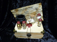 Mandrake Restorative Draught. Potion Activity Kit in wooden chest. Harry Potter
