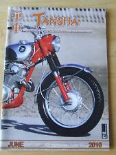 VJMC TANSHA MAGAZINE JUN 2010 BIRTH OF CBX/6 PUKEKHOE NEW ZEALAND BIKING HEBRIDE