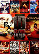 10-Film Action Pack V.9, Good DVD, Traci Lords, Roddy Piper, Michelle Yeoh, John