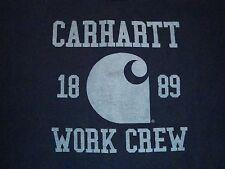 Carhartt Work Crew Outerwear Mountain Climbing T Shirt XL