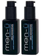 Men-U matt moisturiser 100ml x 2 - 200ml