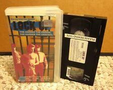 LOCK UP Winston Rekert VHS Canada prison drama Tom Shandel 1984 true story Walls