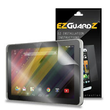 2X EZguardz LCD Screen Protector Skin Shield HD 2X For HP 10 Plus (Ultra Clear)