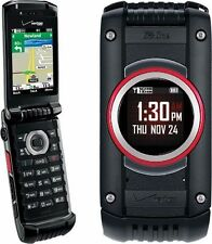 MINT A+ Casio GzOne Ravine 2 C781 Black (Verizon & Page Plus) Cellular Phone