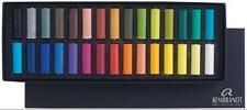 Talens Rembrandt Soft Pastels, 30 Half Stick Set, New, Free Shipping