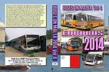 2978. Malta. Buses. November 2014. The fourth and final bus programme from this