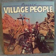 Cruisin' Village People Stereo LP Album 1978 Hot Cop YMCA  Y M C A Disco Record