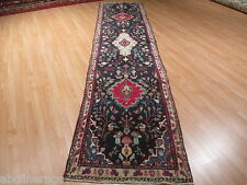 9 FEET 2x9 RUNNER Persian Kurdish Vegetable Dye Handmade-knotted Wool Rug 582941