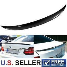 Performance Carbon Fiber Trunk Spoiler Wing Lip For 2014-2016 BMW F22 228i M235i