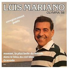 CD Luis Mariano : Olympia 58