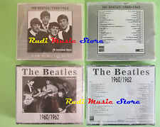 CD THE BEATLES 1960/1962 Volume 1 2 SIGILLATO SEALED DISCOMAGIC(Xs2)no lp mc dvd