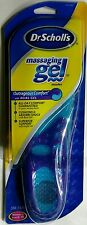 Dr. Scholl's Massaging Gel Insoles (Sealed Women's 6-10 1 Pair) Free Shipping!