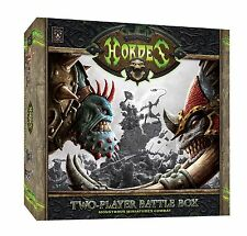 Hordes Two-Player Battlebox PIP 70002 - Free International Ship!