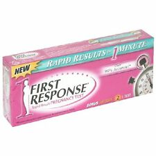 First Response Rapid Result Pregnancy Test 2 Each