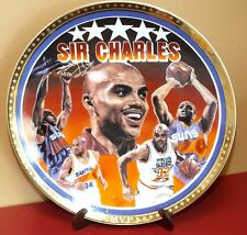 Sir Charles Barkley Collector Plate #32 MVP Phoenix Suns NBA Basketball 1992/93