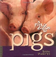 A Field Guide to Pigs by John Pukite (Paperback) NEW PIG KEEPING BOOK