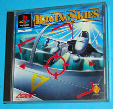 Raging Skies - Sony Playstation - PS1 PSX - PAL