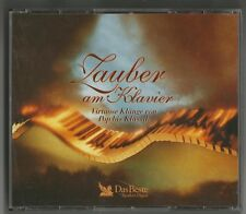 ZAUBER AM KLAVIER - 5-CD Reader´s Digest - Clayderman/Mancini/Herb Schirra