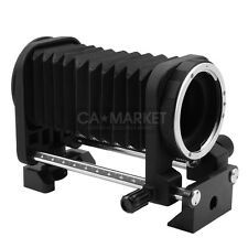 Macro Lens Bellows f All Canon EOS SLR 30D 40D 5D 350D 450D 1000D 1D 1D MarkII