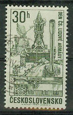 Tschechoslowakei Briefmarken 1967 Tag der Armee  Mi.Nr.1737