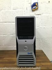 DELL t7500 precisione-Intel x5570@2.93ghz, 12gb, 660gb, QUADRO fx580, WIN 7 PRO