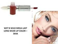 Authentic Wet n Wild Mega Last Long Wear Lip Color 364A
