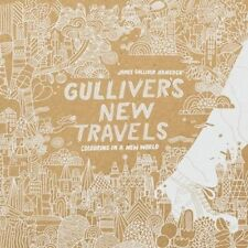 PRE-ORDER: Gulliver's New Travels: (Colouring Book) by James Gulliver Hancock