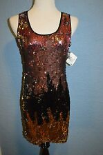 NWT! Body Central sequin covered dress - size M - a night on the town!