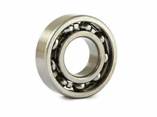 6303 17x47x14mm Open Unshielded Budget Radial Deep Groove Ball Bearing